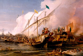 Battle of Preveza (1538)