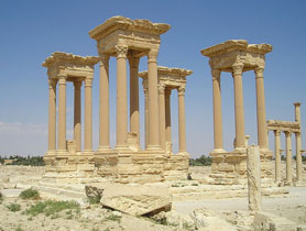 Destruction of the Pagan Temples of Palmyra